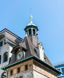 Church tower top. Stock Photography