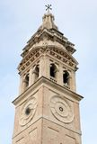 Church Tower, Venice, Italy Stock Photo