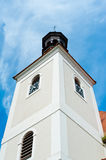 Church Tower Royalty Free Stock Photos