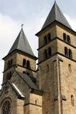 Church towers Royalty Free Stock Image