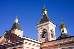 The Church of the Transfiguration in Bogorodskoye Stock Image