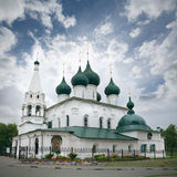 Church of the Transfiguration on the City Royalty Free Stock Images