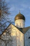Church of the Transfiguration on Ilin street Stock Photo