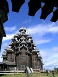 The church of the transfiguration, Kizhi Stock Image