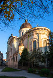 Church of transfiguration, Lviv Stock Images
