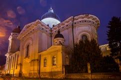 Church of transfiguration, Lviv Stock Photo