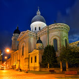 Church of Transfiguration in Lviv Royalty Free Stock Photo