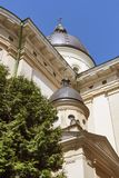 Church of Transfiguration in Lviv Stock Photos