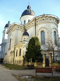 The Church of the Transfiguration in Lviv Stock Photo