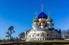 Church of the Transfiguration, Moscow Stock Photography