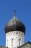 Church of the Transfiguration of Our Savior, Veliky Novgorod Royalty Free Stock Photos