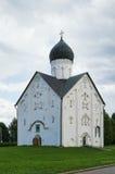Church of the Transfiguration of Our Savior, Veliky Novgorod Stock Photos