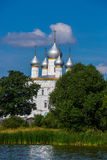 Church of the Transfiguration of Our Saviour on the Sands Stock Photo