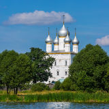 Church of the Transfiguration of Our Saviour on the Sands Royalty Free Stock Images