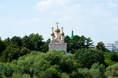 Church of The Transfiguration of Our Saviour On Yar Royalty Free Stock Photography