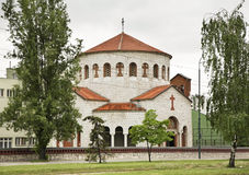 Church of the Transfiguration in Sarajevo. Bosnia and Herzegovina Royalty Free Stock Images