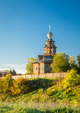 Church of Transfiguration in Suzdal Royalty Free Stock Image