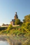 Church of Transfiguration in Suzdal, Russia Stock Image