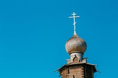 Church of Transfiguration in Suzdal, Russia Royalty Free Stock Image