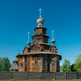 Church of Transfiguration in Suzdal, Russia Stock Photography
