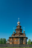 Church of Transfiguration in Suzdal, Russia Royalty Free Stock Images