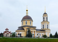 Church of the Transfiguration Stock Photography