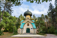 Church of the Transfiguration. Stock Photography