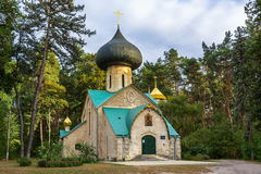 Church of the Transfiguration. Stock Photos