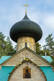 Church of the Transfiguration. Royalty Free Stock Image