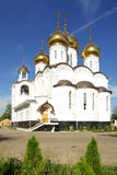 Church of the Transfiguration in Zhukovsky, Russia Stock Images