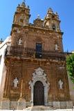 Church - Trapani Royalty Free Stock Photo