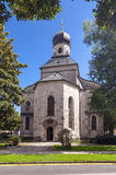 Church in Traunstein, Bavaria, Germany Stock Photography