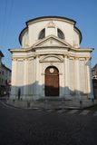 Church in Treviso, Europe Royalty Free Stock Image
