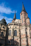 Church in Trier, Germany royalty free stock image