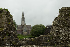 Church, Trim, Ireland Royalty Free Stock Images