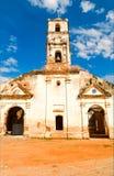 Church in Trinidad Royalty Free Stock Photos