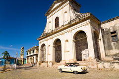 Church, Trinidad, Cuba Stock Photography