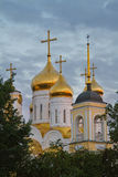 Church Trinity Cathedral in Bryansk Stock Photography