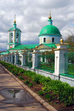 Church of the Trinity in the Vorobyov, Moscow. Royalty Free Stock Photo