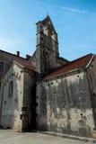 Church in Trogir Royalty Free Stock Photo