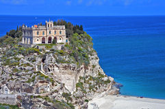 Church of Tropea HDR Stock Image