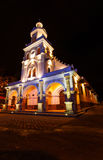 Church of Turi, Ecuador Royalty Free Stock Photography