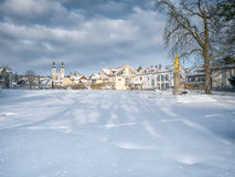 Church Tutzing Royalty Free Stock Photography