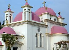 Church Of The Twelve Apostles Royalty Free Stock Photo