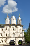 Church of Twelve Apostles is minor cathedral of Moscow Kremlin 1653 Stock Photography