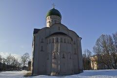 The Church of the Twelve Apostles Stock Photo