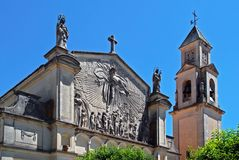 Church, Ubeda, Andalusia, Spain. View of Saint James Matamore church, Ubeda, Jaen Province, Andalusia, Spain, Western Europe Royalty Free Stock Photography