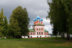 Church in Uglich Royalty Free Stock Photos