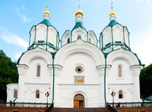 Church in ukraine Stock Photography