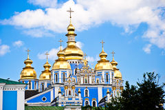Church in ukraine Royalty Free Stock Photo